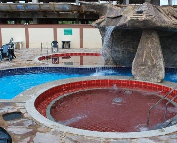 Apartamento 2 quartos para temporada em caldas novas, golden dolphin supreme bairro: turis - Foto 7