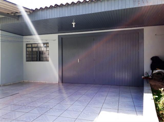 8287   casa à venda com 3 quartos em santa cruz, guarapuava - Foto 7