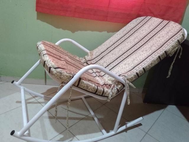 Troco cadeira em poltrona do papai