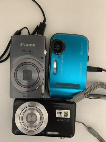 03 Cameras fotográficas digitais