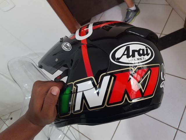 Capacete Arai NKI41 - Foto 2