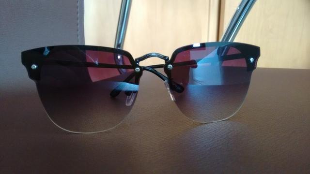 """Óculos de sol feminino estilo """"gata"""" - Foto 4"""