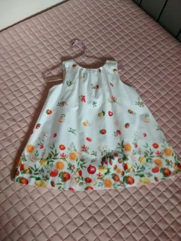 Vestidos tamanho 9 a 18 meses - Foto 2