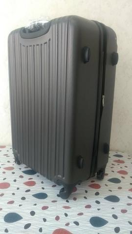 Conjunto kit de malas de viagem ABS fibra NOVAs - Foto 5