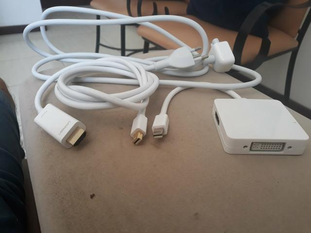Macbook - acessórios