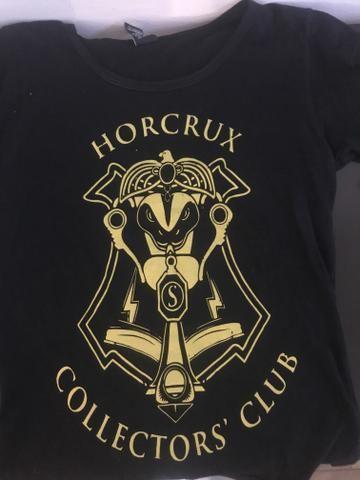 Camiseta PP Harry Potter Horcrux