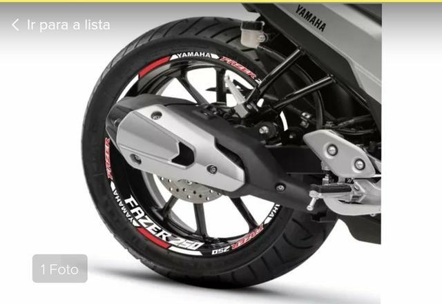 Adesivo de roda fazer 250