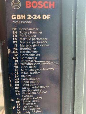 Martelete Bosch GBH 2-24 DF