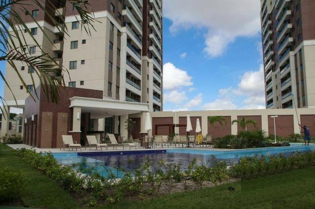 Apartamento de Luxo Novo na Maraponga Com 03 Quartos e Lazer Completo: Paulo Vieira