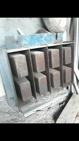 Máquina de fazer blocos - Foto 4
