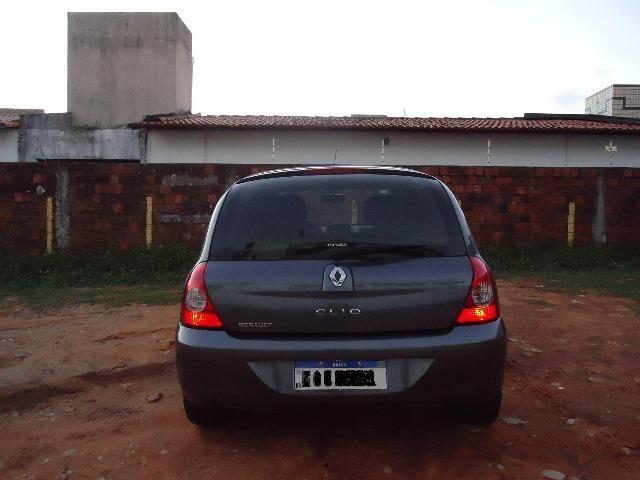 Clio 2012, completo, bem conservado e procedência - Foto 5
