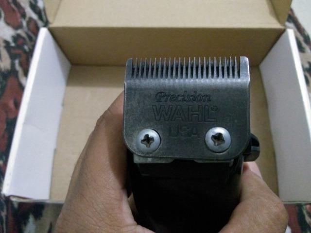 Máquina de Cortar Cabelo Whal - Foto 5