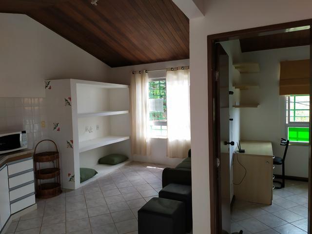 Apartamento 1/4 semi-mobiliado em local tranquilo no Saboeiro - Foto 20