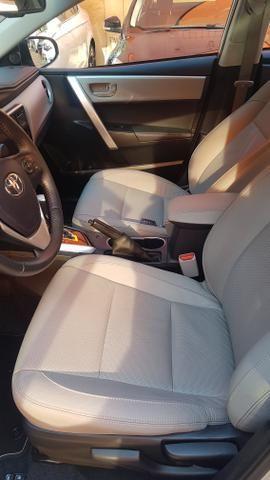 Toyota Corolla XEI 2018 único dono - Foto 6
