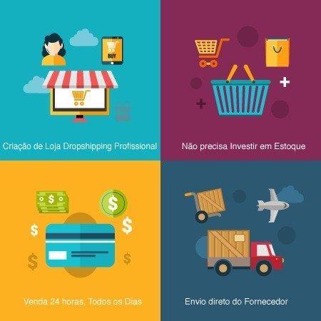 Monte sua loja virtual com economia e facilidade!