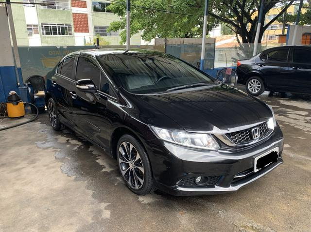 Civic LXR 2.0 2015 - 2 dono Super conservado