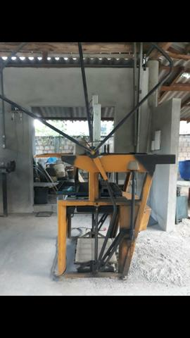 Máquina de fazer blocos - Foto 6