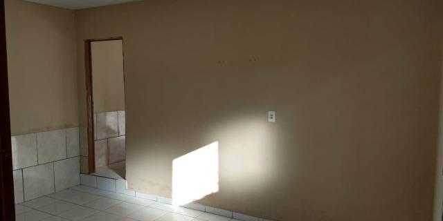 Aluga se um barracão 450 reais residencial Bela Vista. Proximo ao centro zoonoses - Foto 9