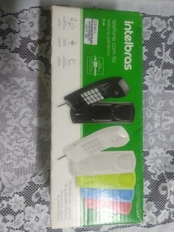 Telefone Intelbras godola com fio novo - Foto 4