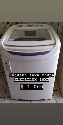 Máquina lava roupa Eletrolux 15kg - Foto 3