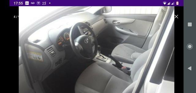 Toyota Corolla 1.8 16v flex gl automático - Foto 4
