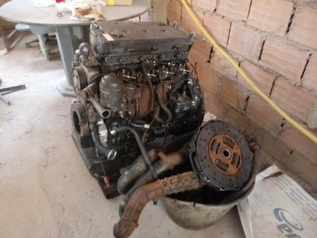 Motor OM 904 MERCEDES - Foto 2