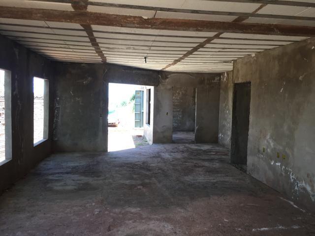 Casa inacabada de 3 qtos na entrada da Arniqueiras quadra 4 - Foto 14