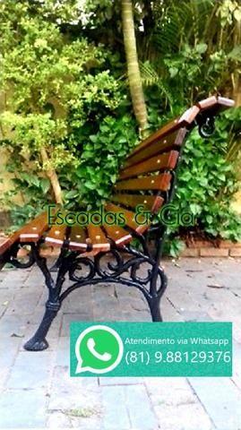 Fabricação de Escada Caracol, Escada Reta e Fundição em geral - Foto 5