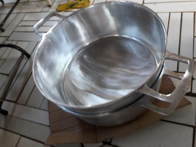 Panelao de alumínio batido Grosso - Foto 3