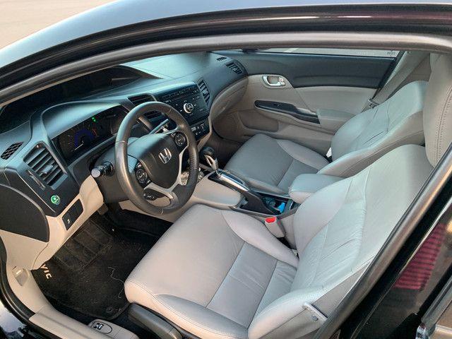 Vende-se Civic LXR 2.0 Automático Ano 2016