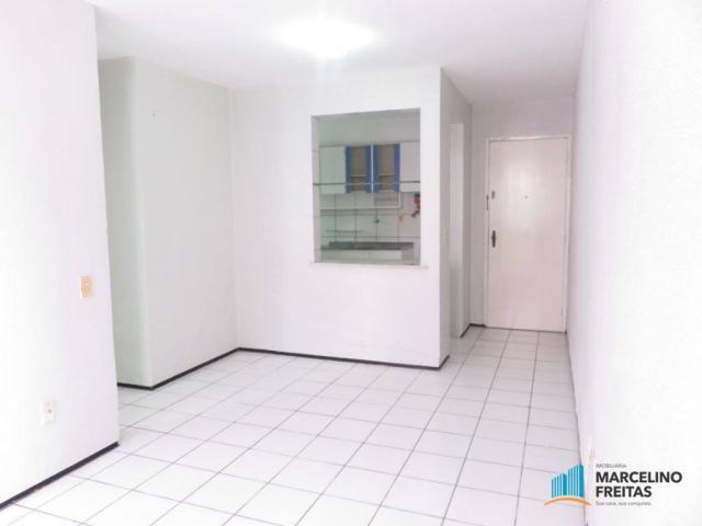 Apartamento com 2 dormitórios para alugar, 45 m² por R$ 909,00/mês - Parque Tabapua - Cauc - Foto 4