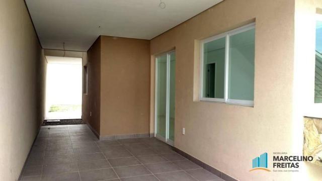Casa com 3 dormitórios para alugar, 176 m² por R$ 2.509,00/mês - Precabura - Eusébio/CE - Foto 9