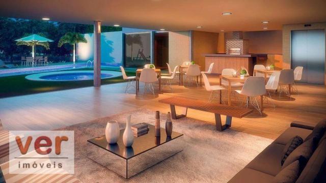 Casa à venda, 236 m² por R$ 985.000,00 - Eusébio - Fortaleza/CE - Foto 6