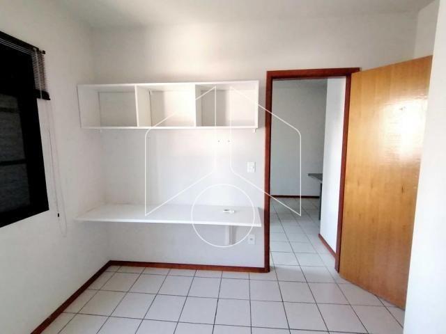 Apartamento à venda com 1 dormitórios em Boa vista, Marilia cod:V6390 - Foto 2