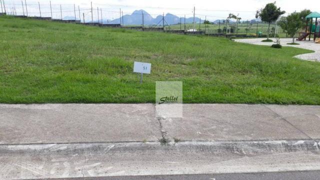 Terreno à venda, 453 m² por R$ 110.000,00 - Extensão do Bosque - Rio das Ostras/RJ