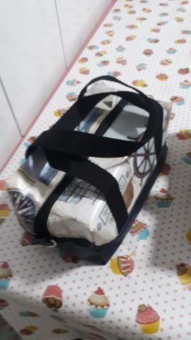 Nescessarie box em Sintético várias estampas - Foto 3