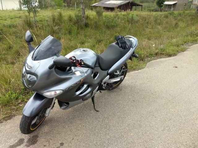 Raridade moto GSX 750 impecável - Foto 5