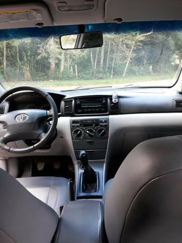 Corola xei 1.8 flex carro sem detalhes - Foto 3