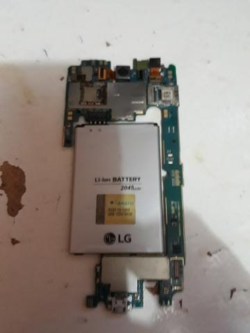 40 reais placa e bateria do celular k8