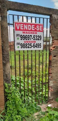 Vendo terreno na rua Rio corda px jardim da paz - Foto 3