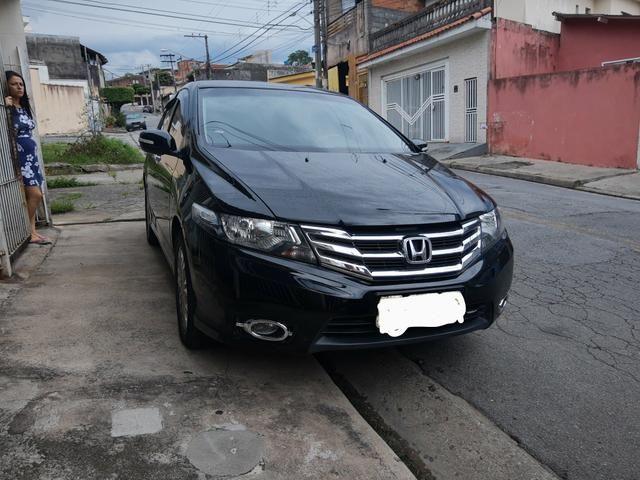 Honda city EX 2013 - Automático