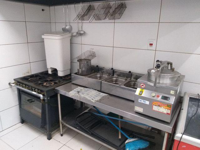 Montagem completa para Fast Food Macarrão ao Vivo - Foto 6