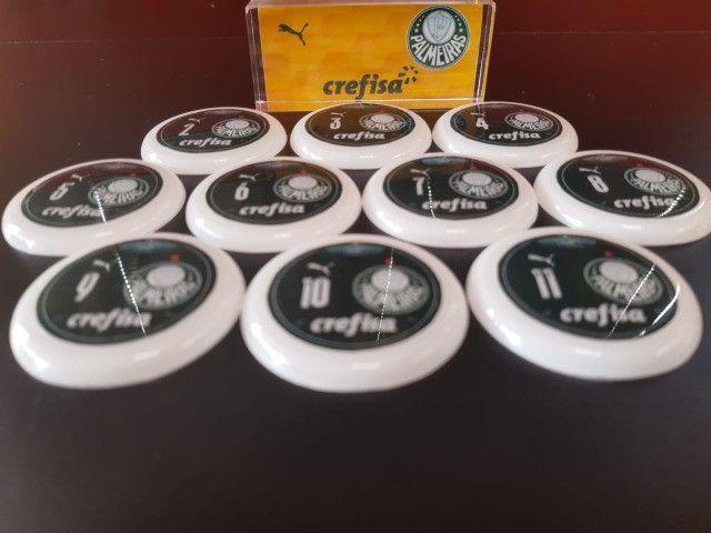 Futebol de Botão Times de Vidrilha 45mm - Foto 5