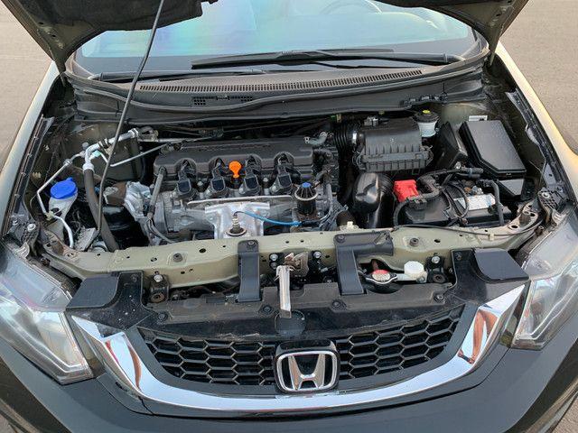 Vende-se Civic LXR 2.0 Automático Ano 2016 - Foto 8