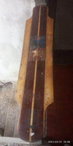 Shape longboard resinado  - Foto 6