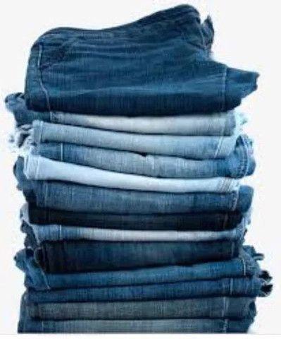 Calças Jeans - masculinas e femininas