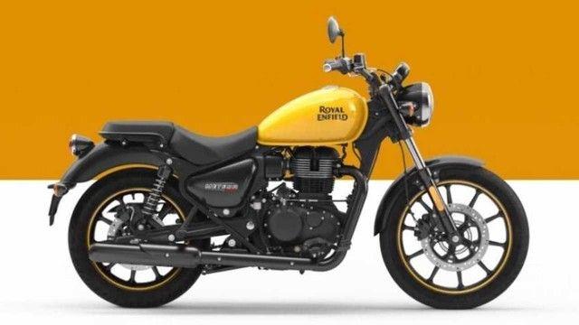 Royal Enfiel Fireball Yellow   *Lançamento 2021    0km*