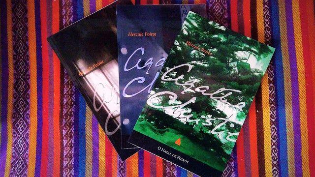 Livros Aghata Christie