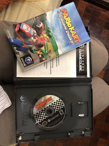 Mario kart double dash - nintendo game cube - Foto 3