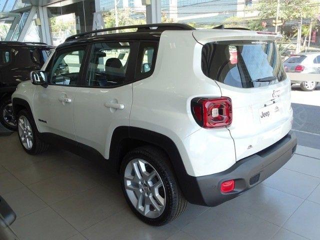 Jeep Renegade Limited 1.8 Automático Flex 0Km - Foto 10